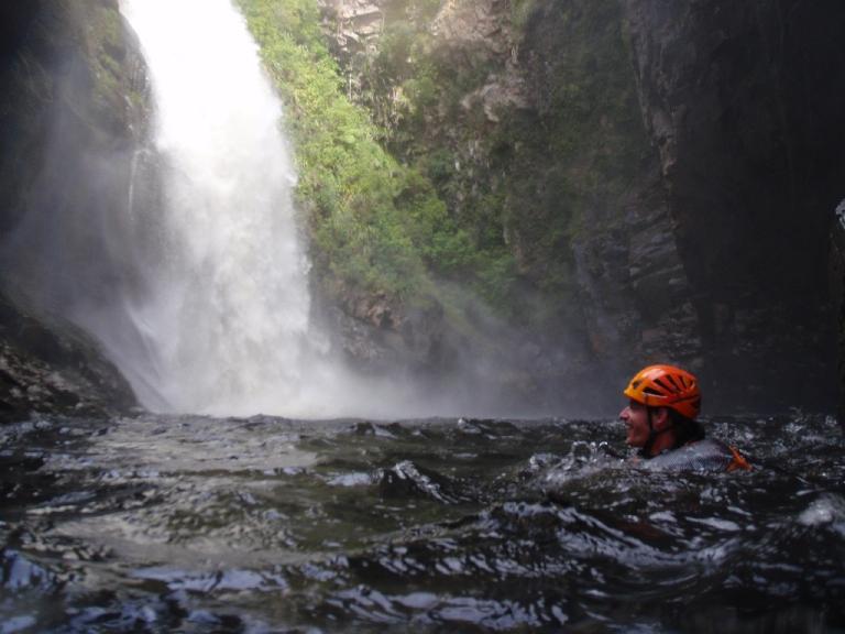 Tiropahi Canyon